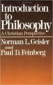 Intro to Philosophy Geisler
